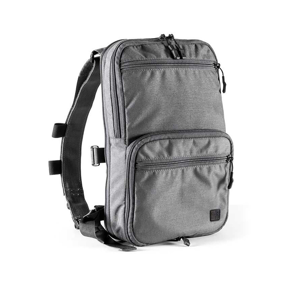Haley Flatpack Grey W/straps