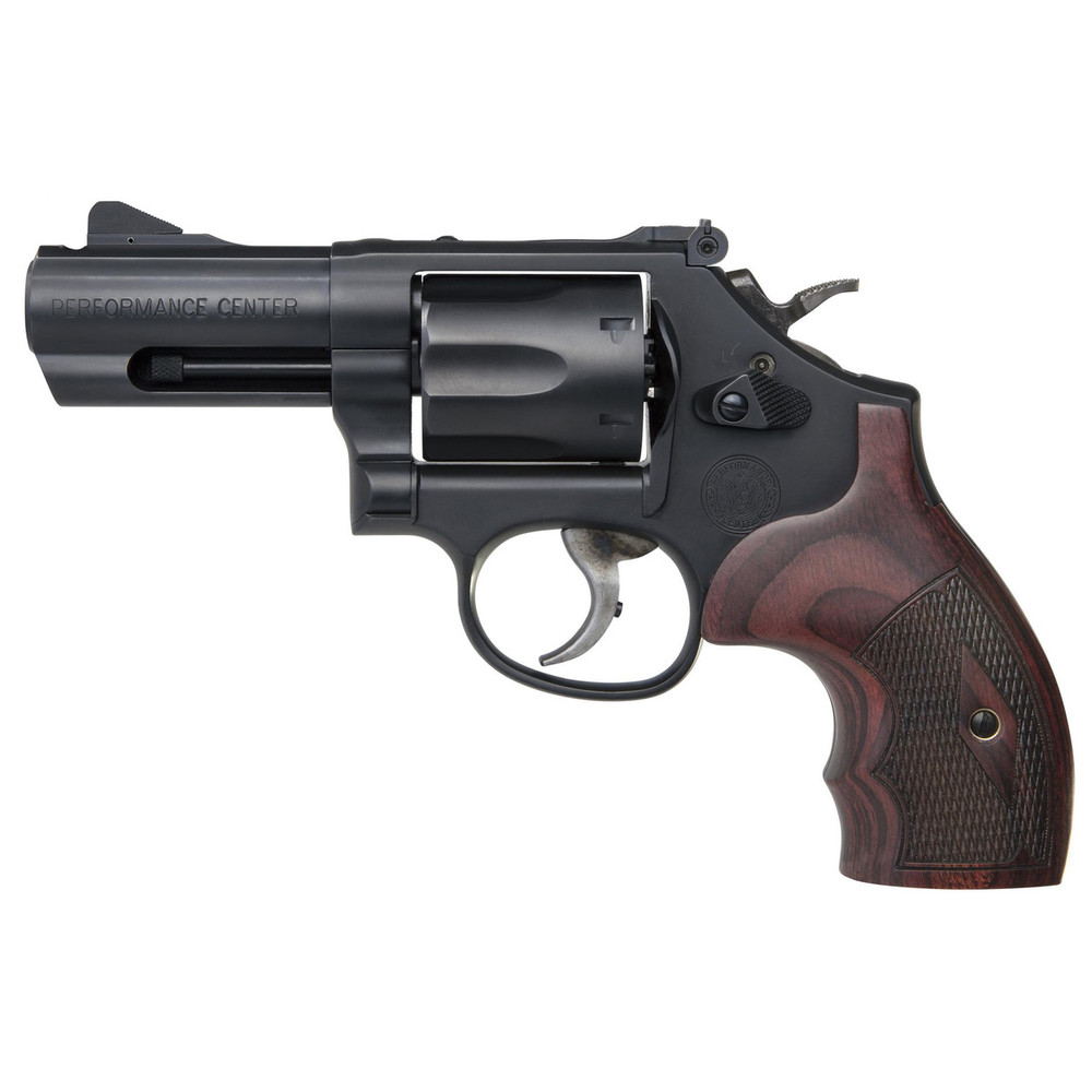 """S&w 19 Pc Carry Comp 357 3"""" 6rd"""