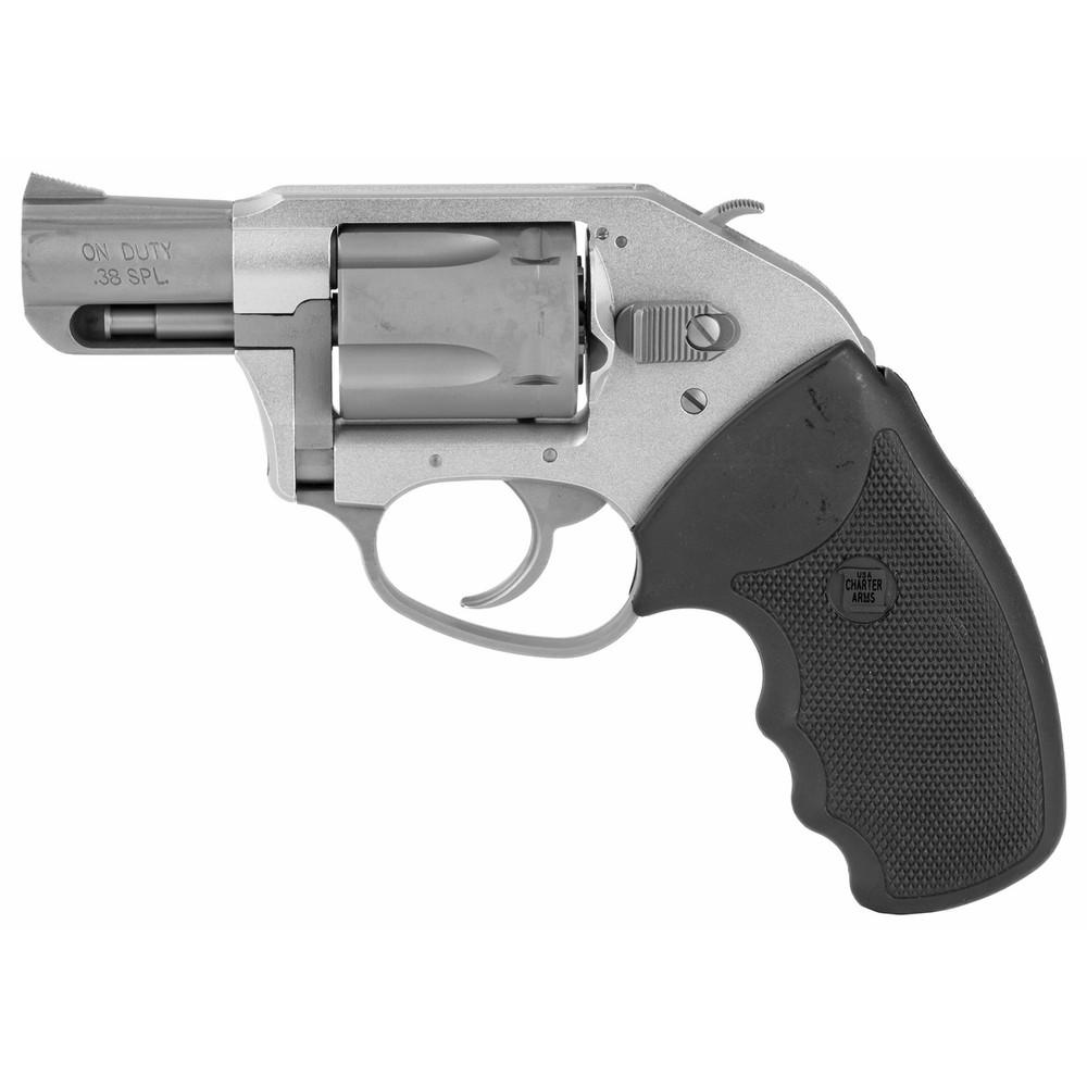 "Charter Arms Onduty 38spl 2"" Sts 5rd"