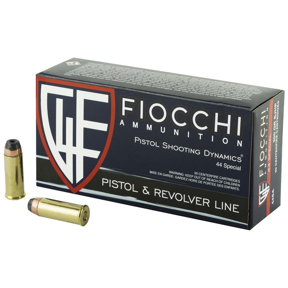 Fiocchi 44spl 200gr Sjhp 50/500