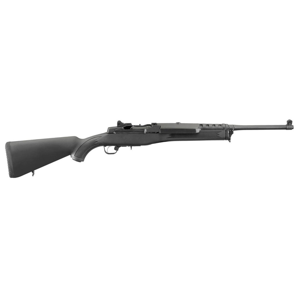 """Ruger Mini-14 Rnch 5.56 18.5"""" 5rd Sy"""