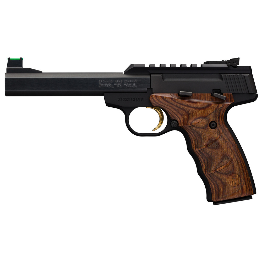 "Brown Bm Plus Udx 22lr 5.5"" Brn/blk"