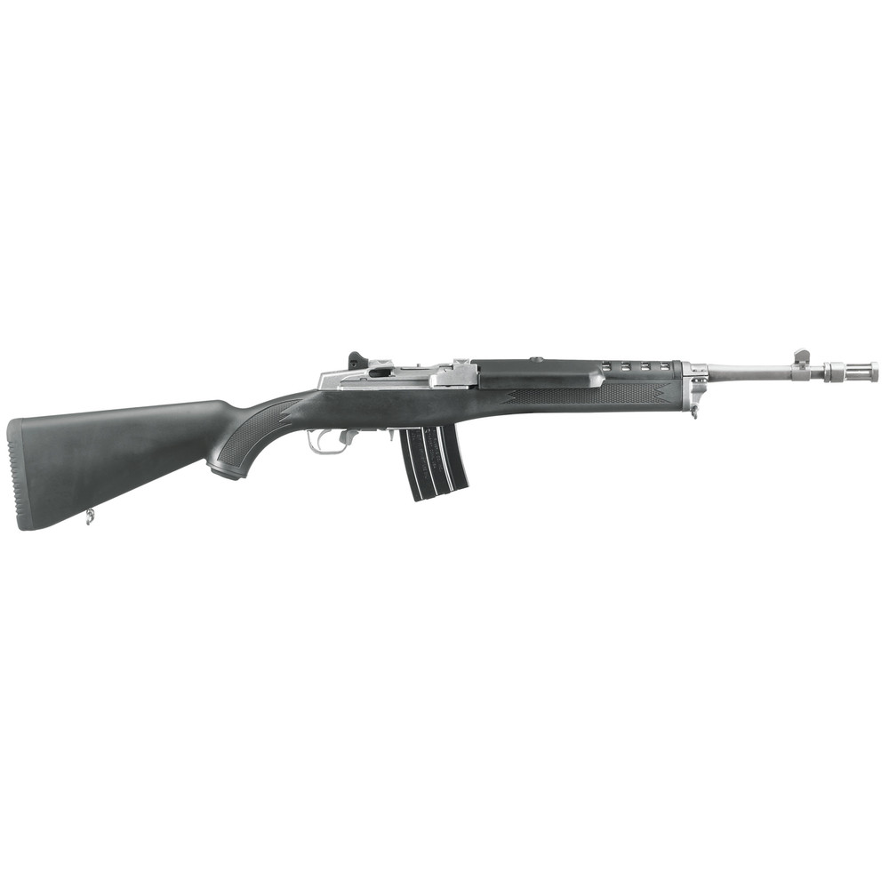 "Ruger Mini-14 Tact 5.56 16"" Sts 20rd"