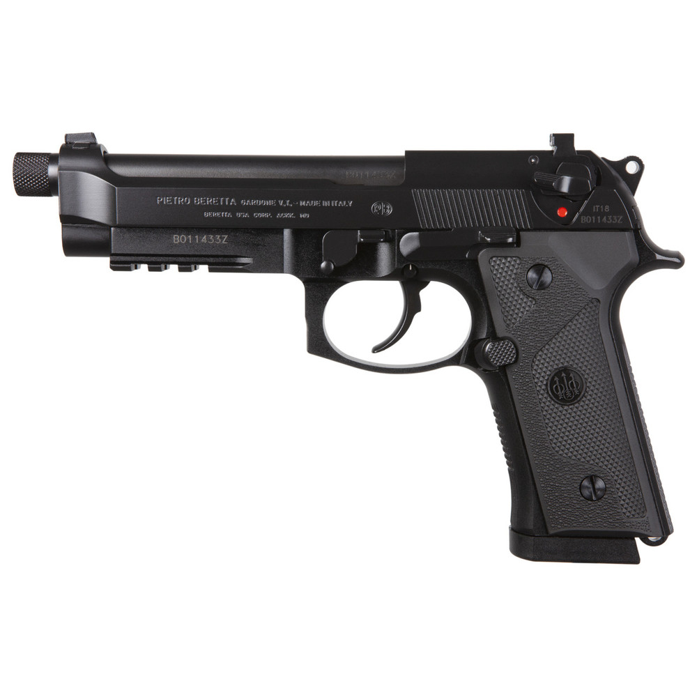 "Beretta M9a3-g 9mm 5"" 17rd Blk Dec"