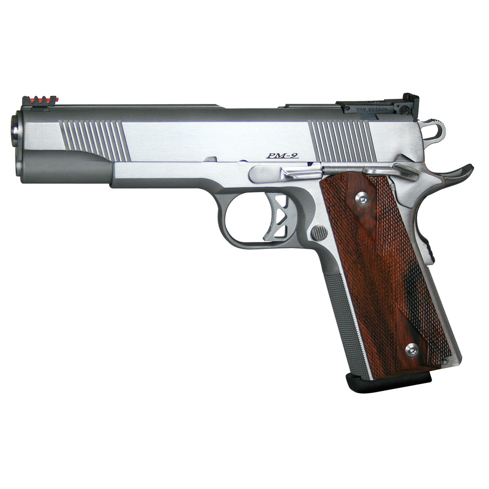 """D Wes Pointman Nine 9mm 5"""" Sts 9rd"""