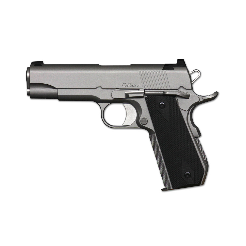 "D Wes V-bob Co 45acp 4.25"" Sts Ns 8r"