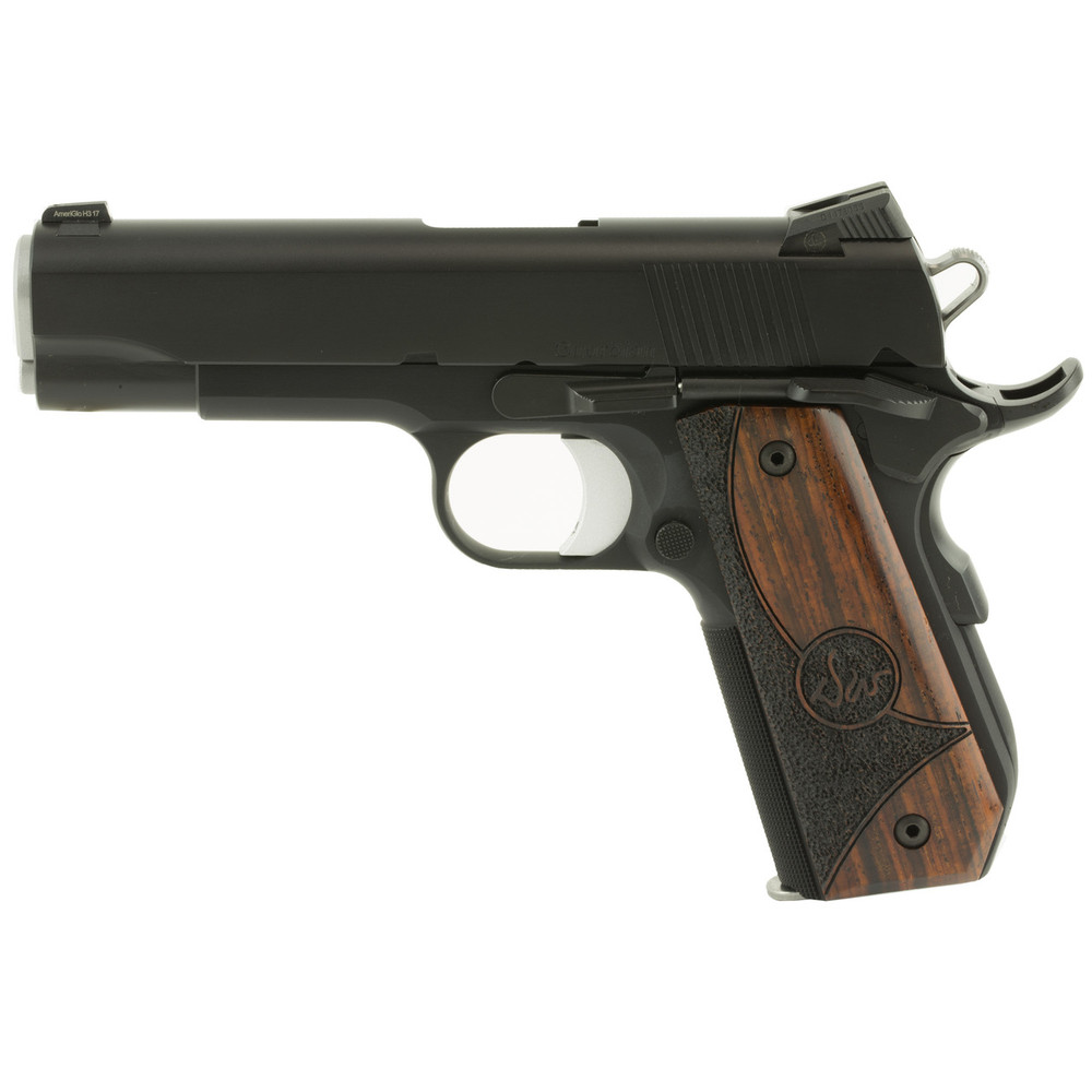 "D Wes Guardian 9mm 4.25"" Blk Ns 9rd"