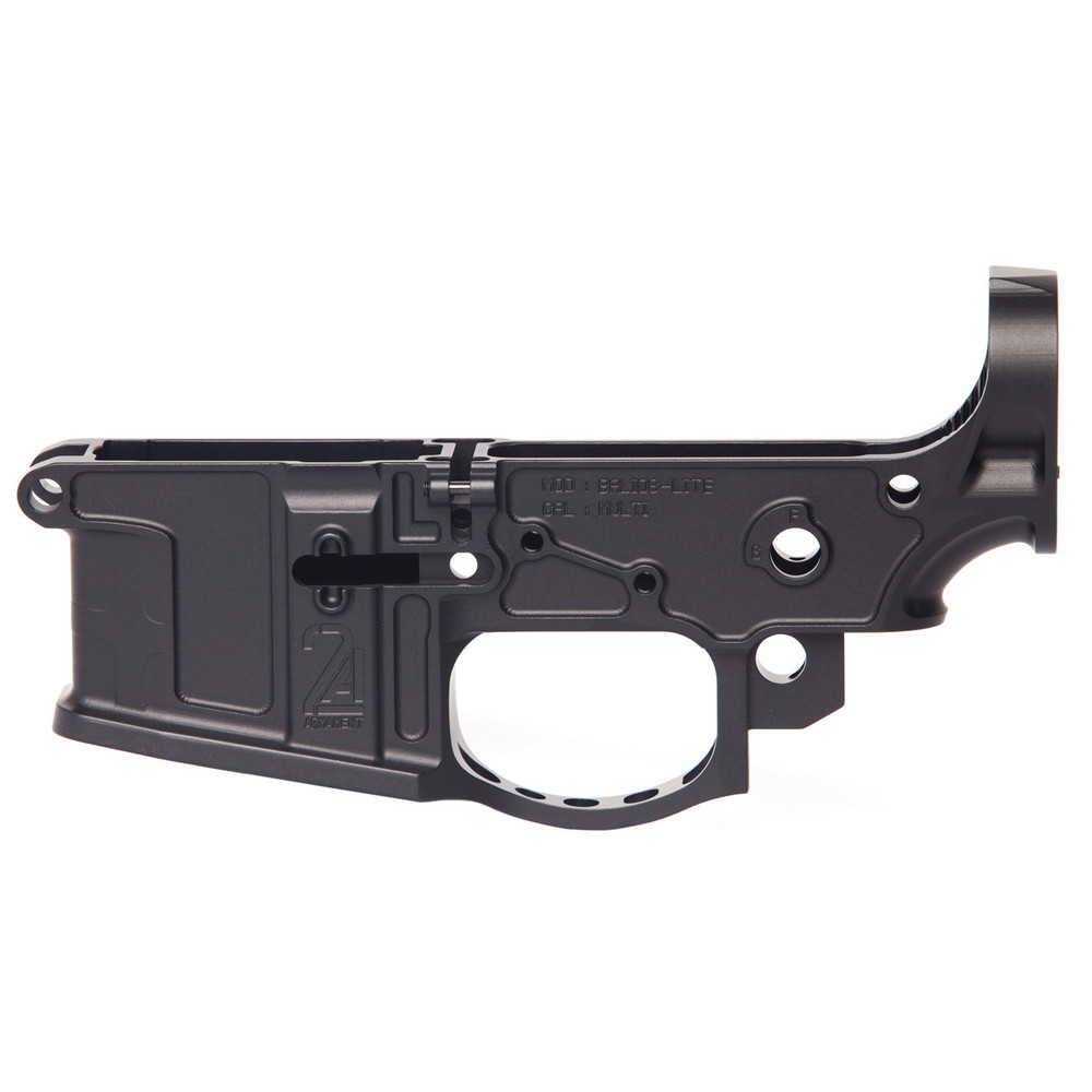 2a Balios-lite Billet Lower Receiver