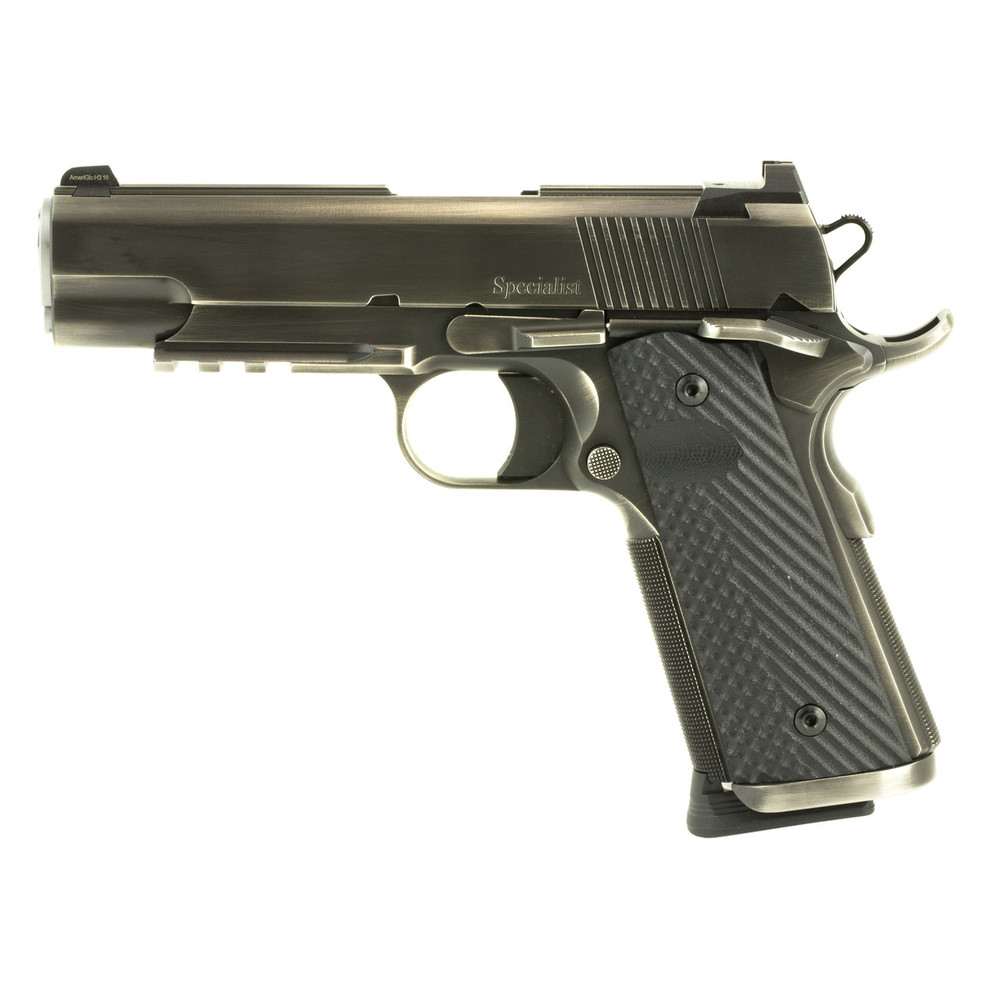 D Wes Specialist Co 45acp Dis Ns 8rd