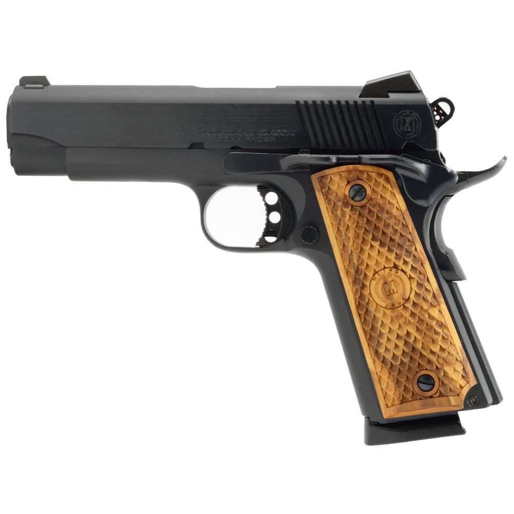"""Amer Clsc 1911 9mm 4.25"""" 9rd Bl"""