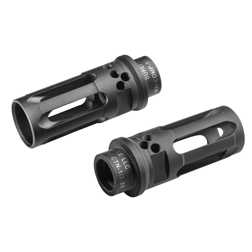 Surefire Warcomp Fh 5.56mm 1/2x28 Bc