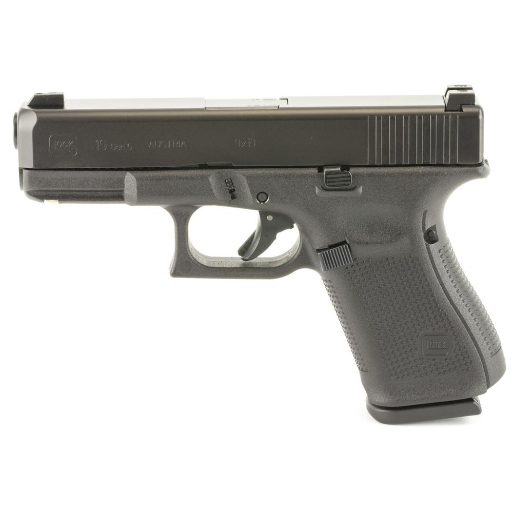 Glock 19 Gen5 9mm Gns 15rd 3 Mags