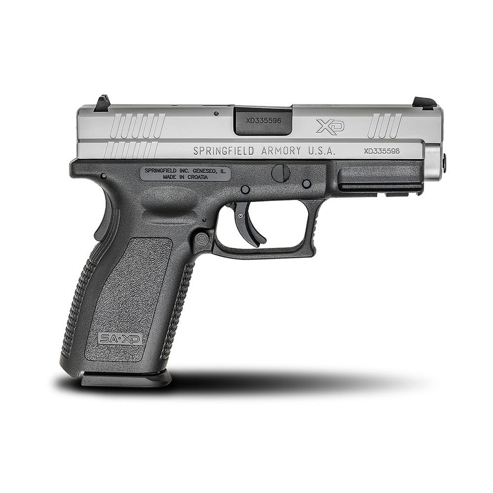 "Sprgfld Xd9 9mm 4"" Bitone 10rd"