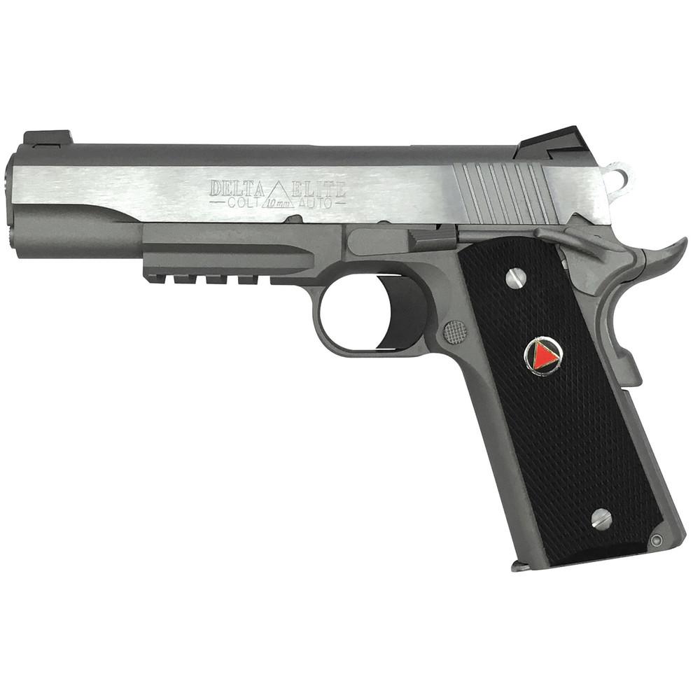"""Colt Delta Elite Rail 10mm 5"""" Sts Nv"""