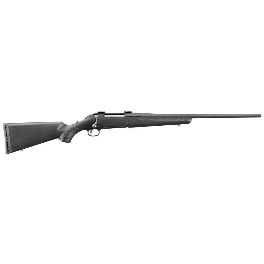"""Ruger American 270win 22"""" Blk 4rd"""