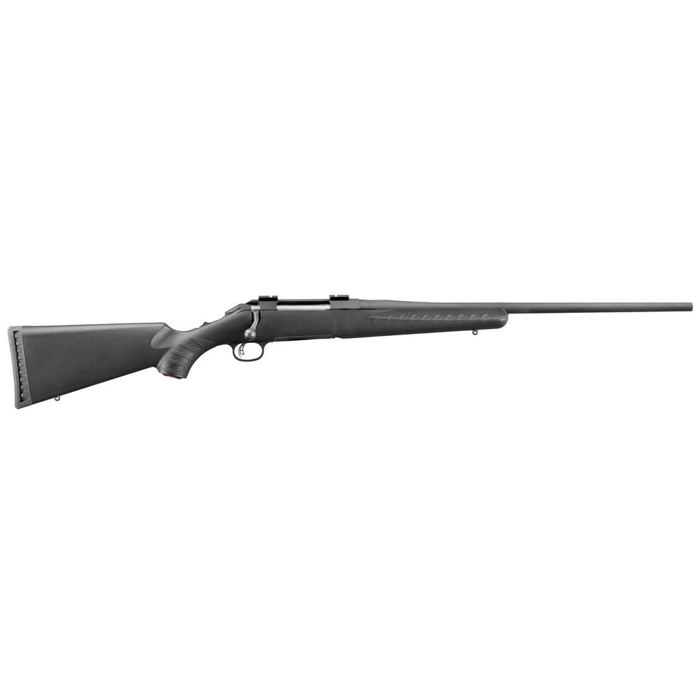 "Ruger American 30-06 22"" Blk 4rd"