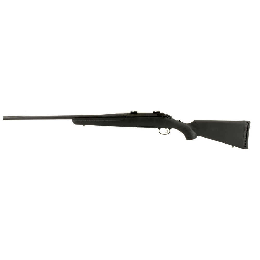 "Ruger American 243win 22"" Blk 4rd"