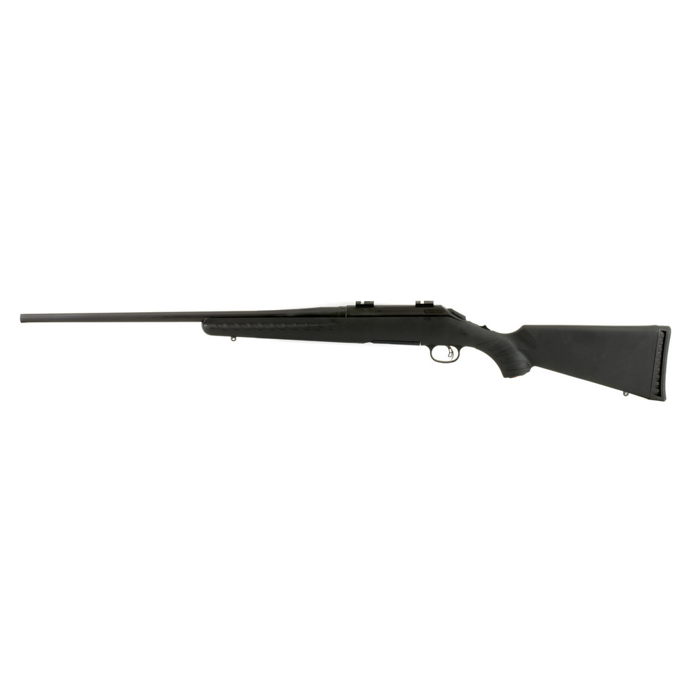 "Ruger American 308win 22"" Blk 4rd"