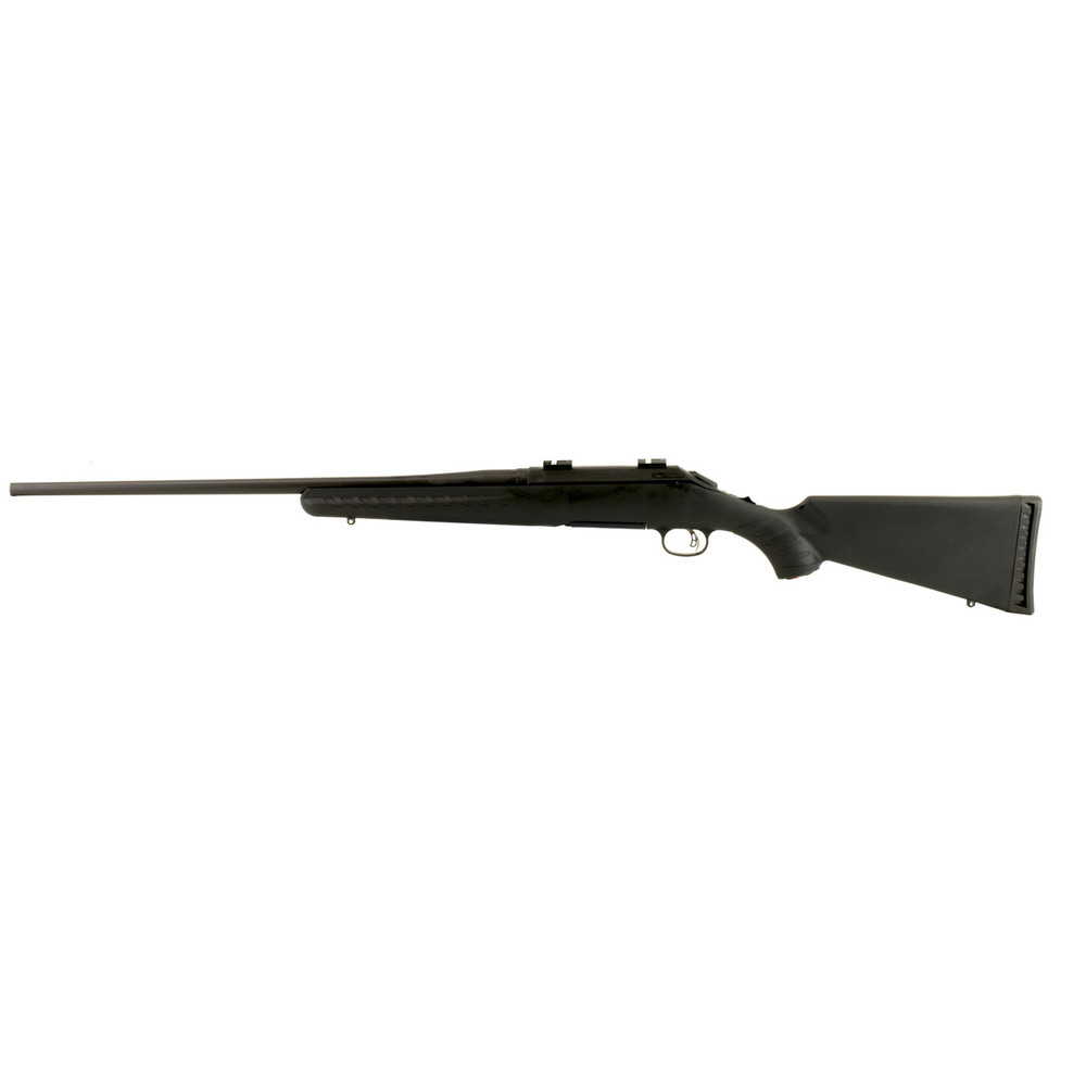 """Ruger American 7mm-08 22"""" Blk 4rd"""