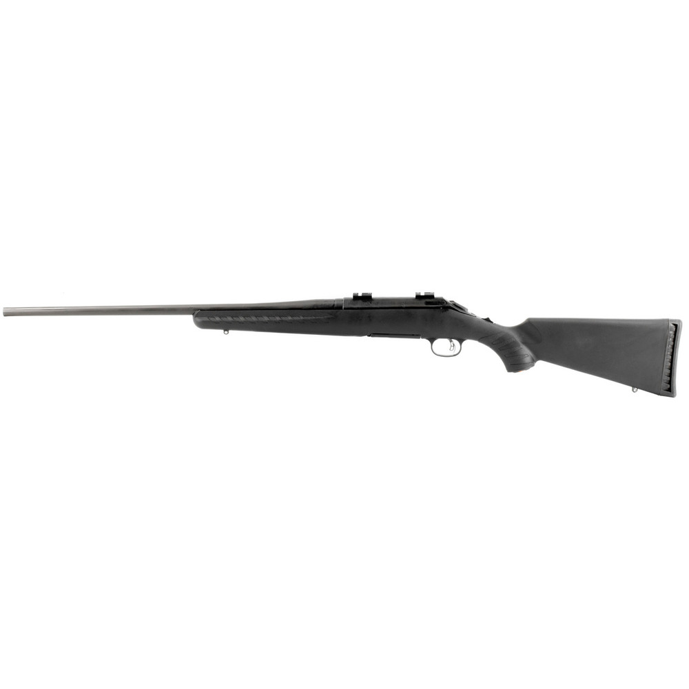 """Ruger American 22-250 22"""" Blk 4rd"""