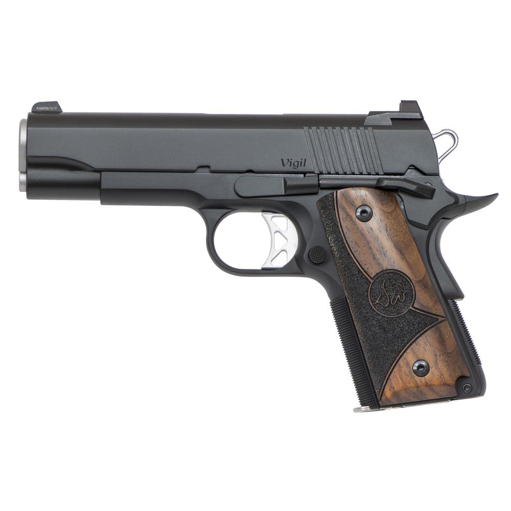 """D Wes Vigil Cco 9mm 4.25"""" Blk 8rd"""