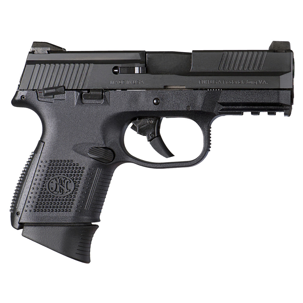 Fn Fns-9c 9mm Ms 3-10rd Blk