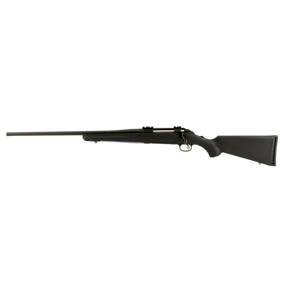 "Ruger American Lh 30-06 22"" Blk 4rd"