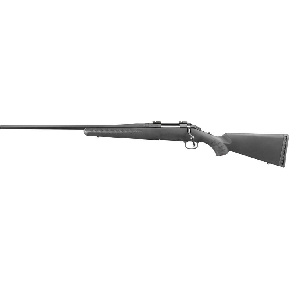 "Ruger American Lh 308win 22"" Blk 4rd"