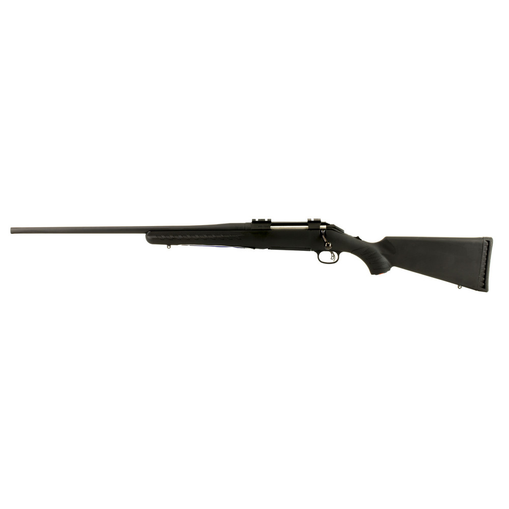 """Ruger American Lh 270win 22"""" Blk 4rd"""