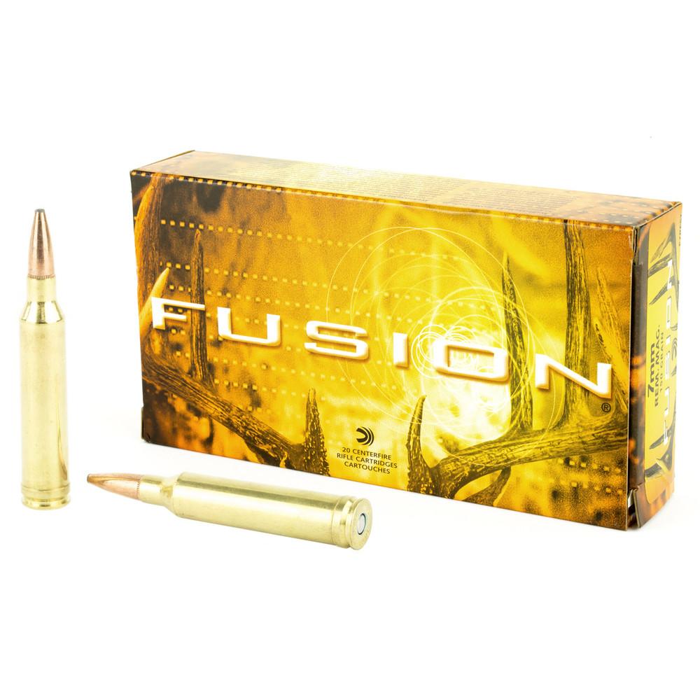 Fusion 7mm Rem 150gr 20/200