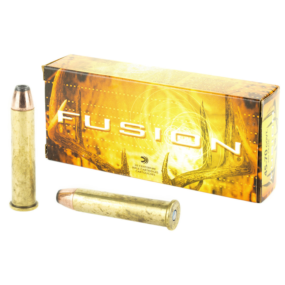 Fusion 4570gvt 300gr 20/200