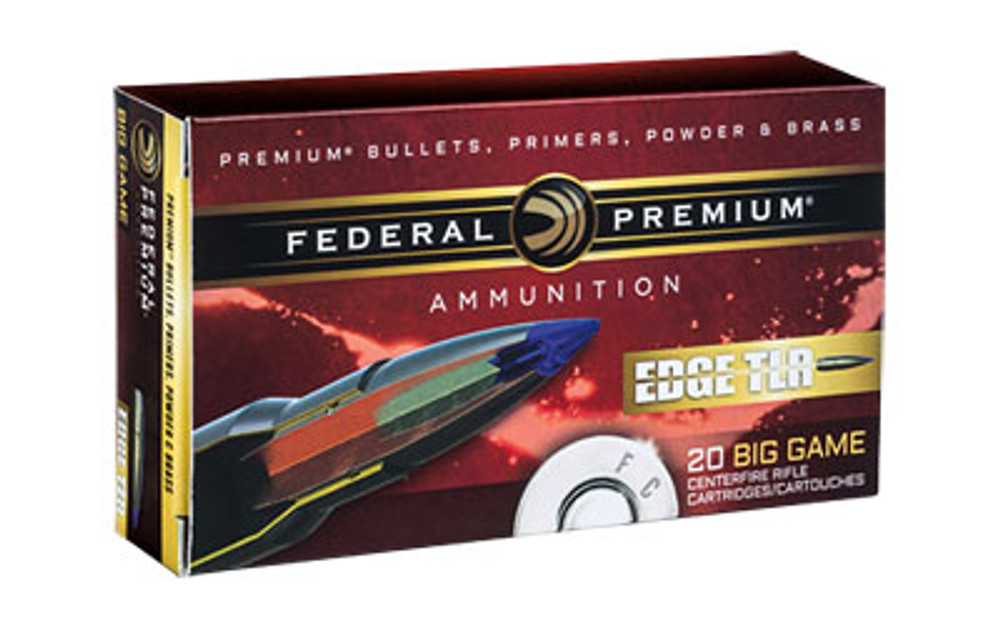 Fed Prm 300win 200gr Edge Tlr 20/200