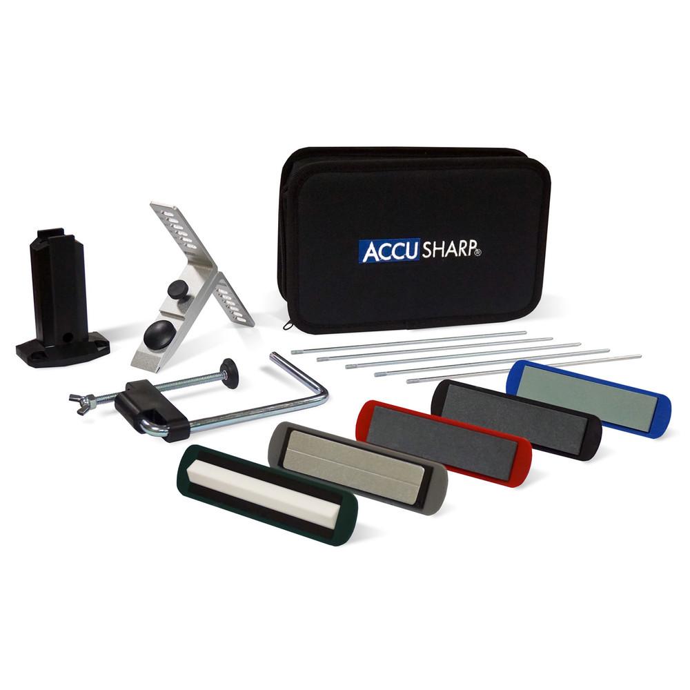 Accusharp Precision 5 Stone Kit