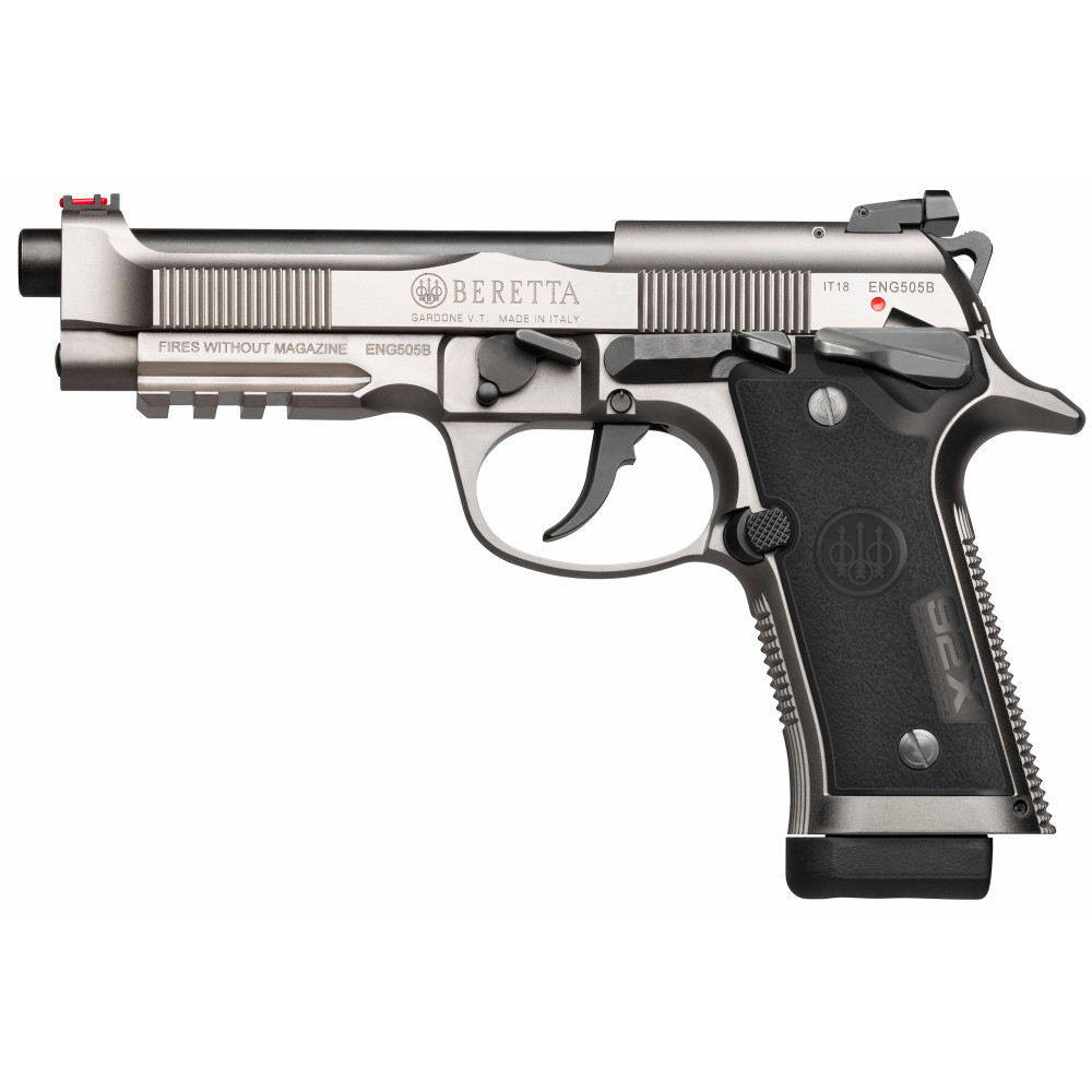 "Beretta 92x Prformance 9mm 4.9"" 15rd"