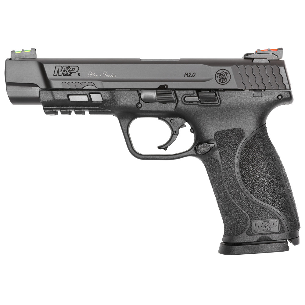 """S&w M&p 2.0 9mm 5"""" 17rd Blk Nms"""