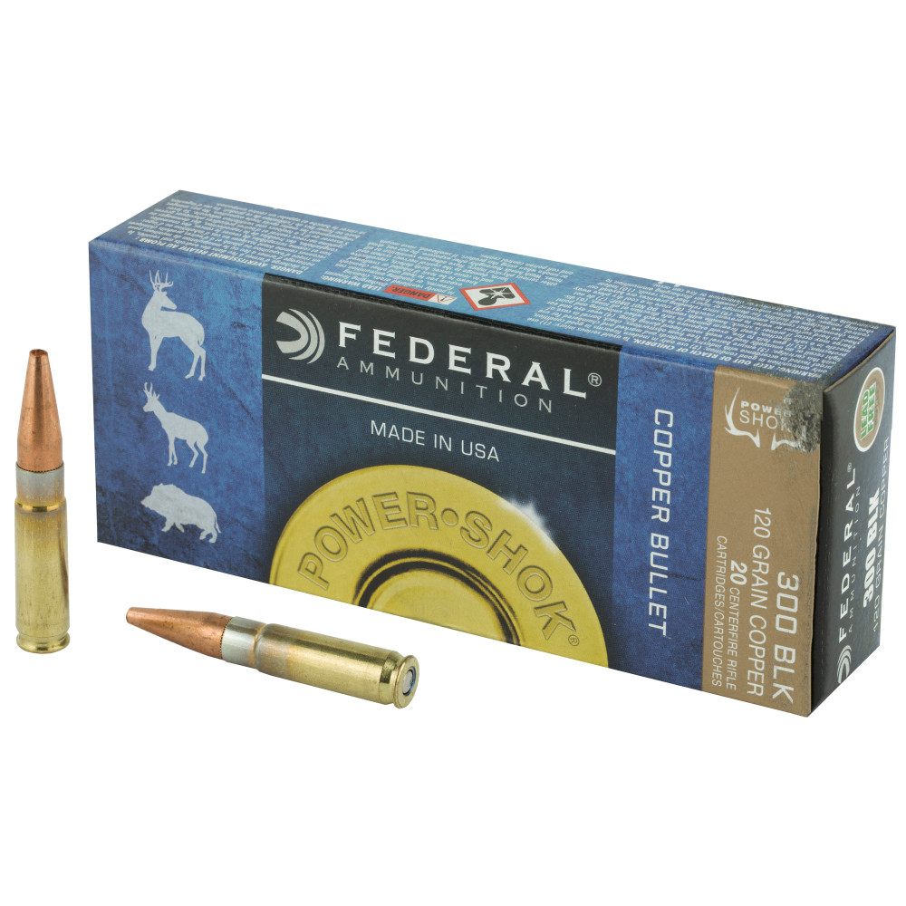 Fed 300blk 120gr  Power-shk Sp 20/2