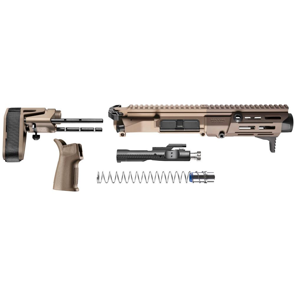 Maxim Pdx Kit Uppr/brace 300blk Fde