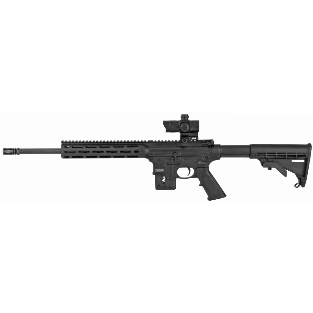 "S&w M&p15-22 22lr 16"" 10rd Blk Or"