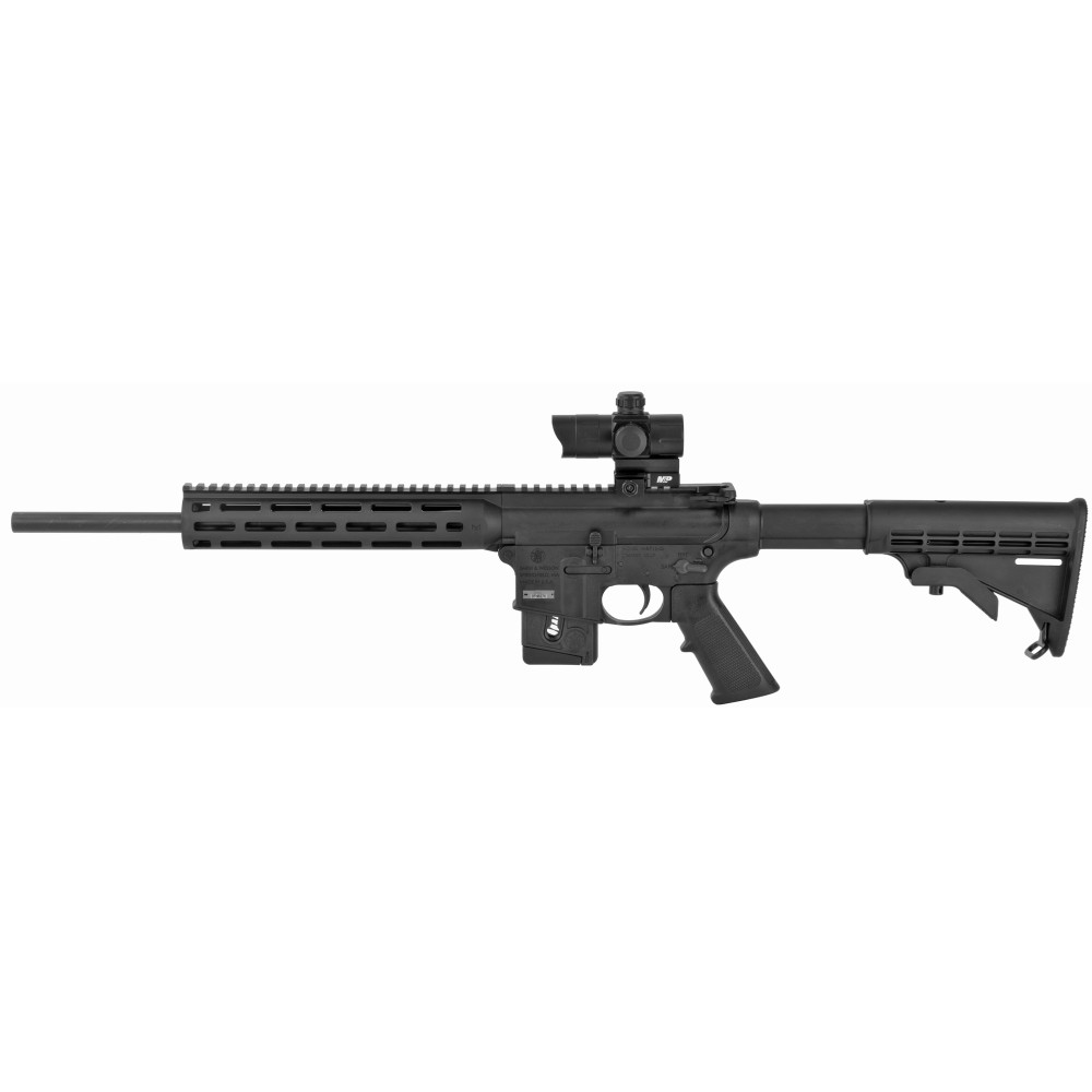 """M&p15-22 22lr 16"""" 10rd Blk Or Ca"""