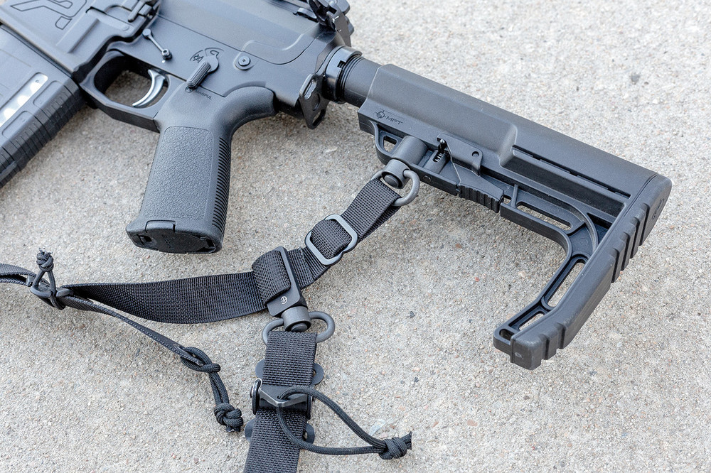 The Stupid Quick QD Sling - 1 or 2 point (GEN II)