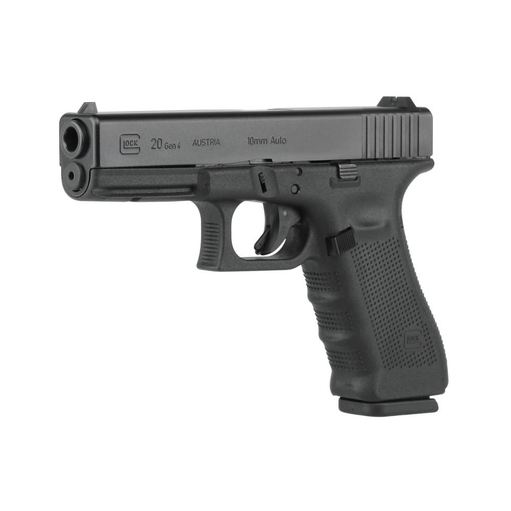 Glock 20 Gen4 10mm 15rd 3mags