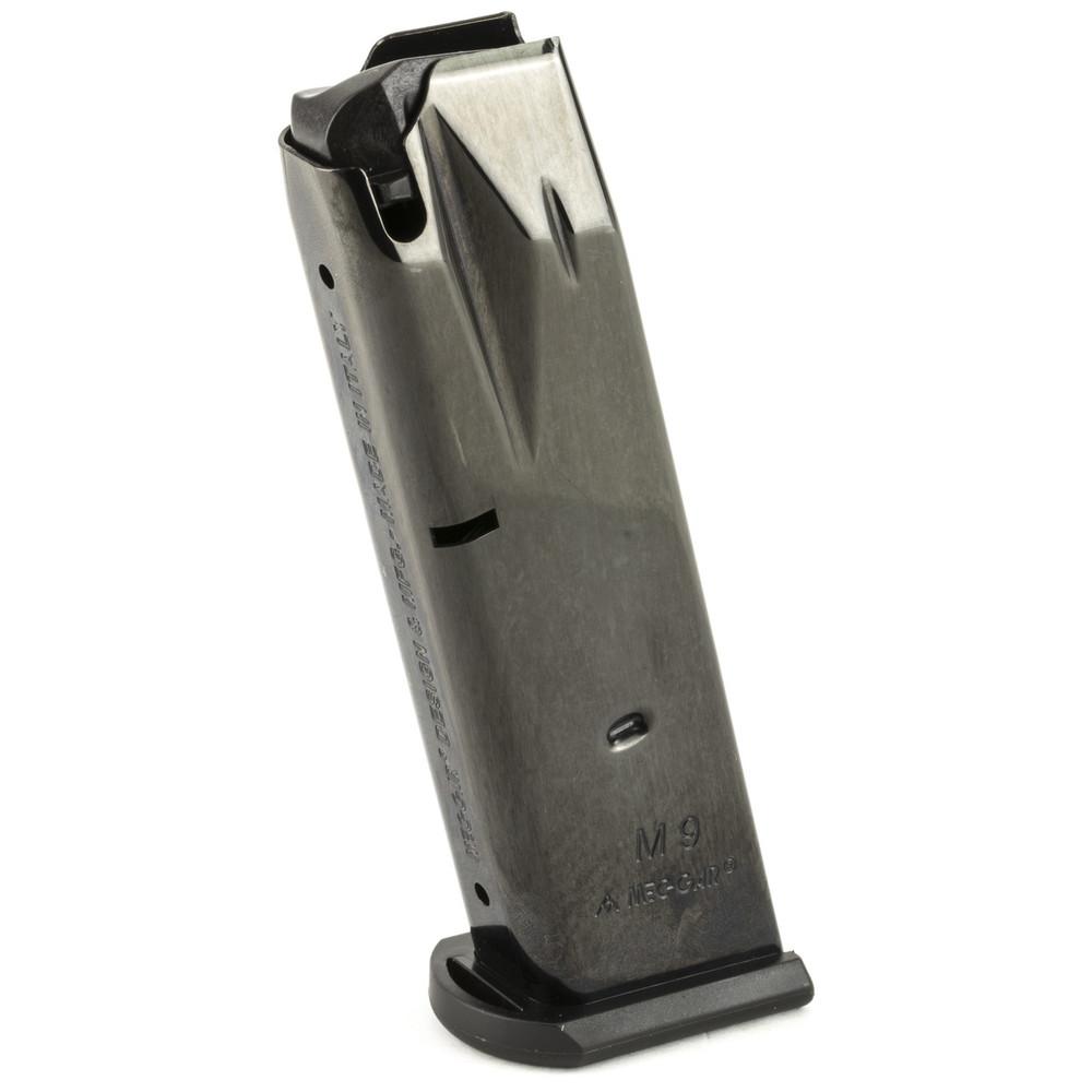 Mec-gar Mag Beretta 92 9mm 15rd Bl