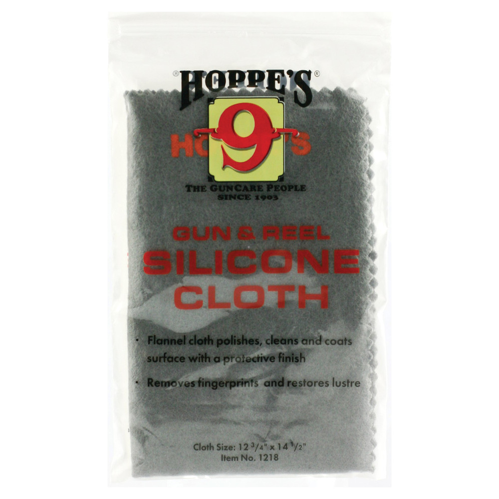 Hoppes Silicone Cloth