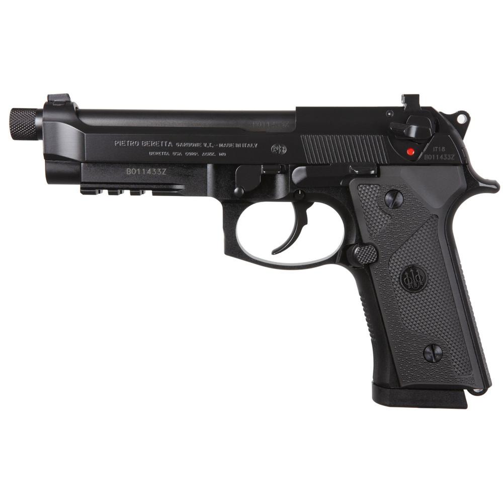 """Beretta M9a3 9mm 5"""" 10rd Blk 2mags"""