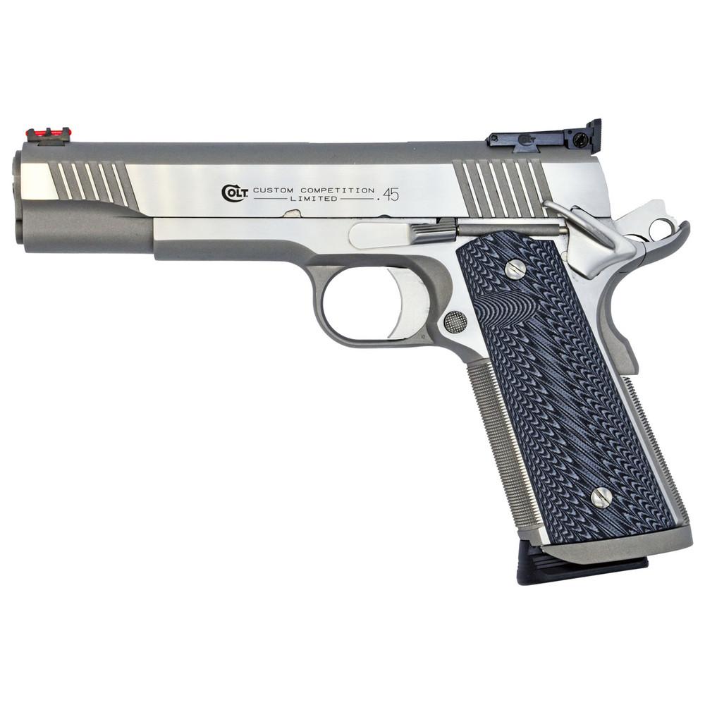 Colt Cstm Competition Ss 45acp 5