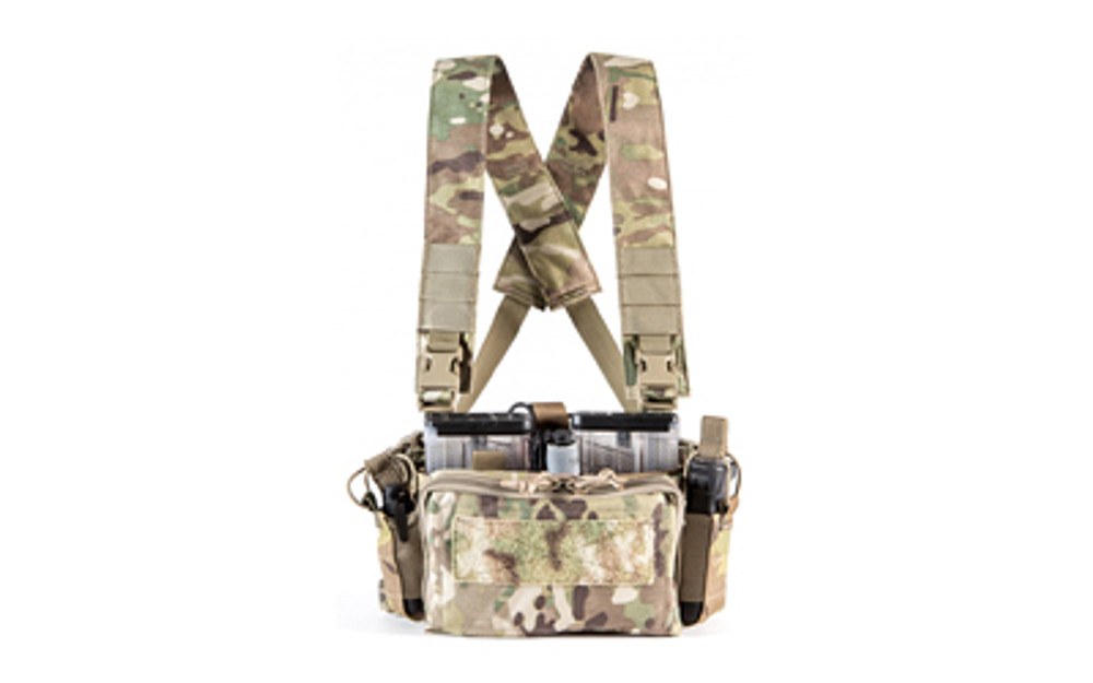 Haley D3crm Micro Chest Rig Mc