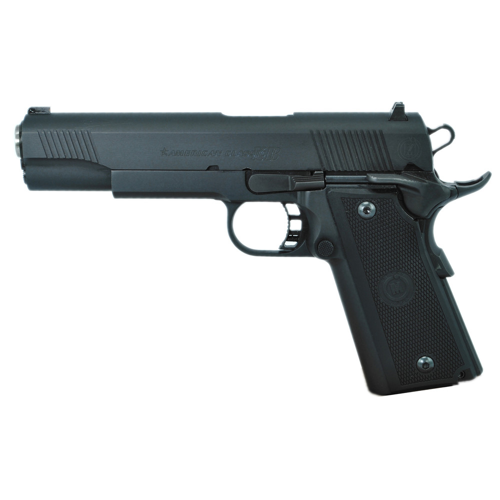 """Amer Clsc Xb 3011 9mm 5"""" 17rd Blu"""