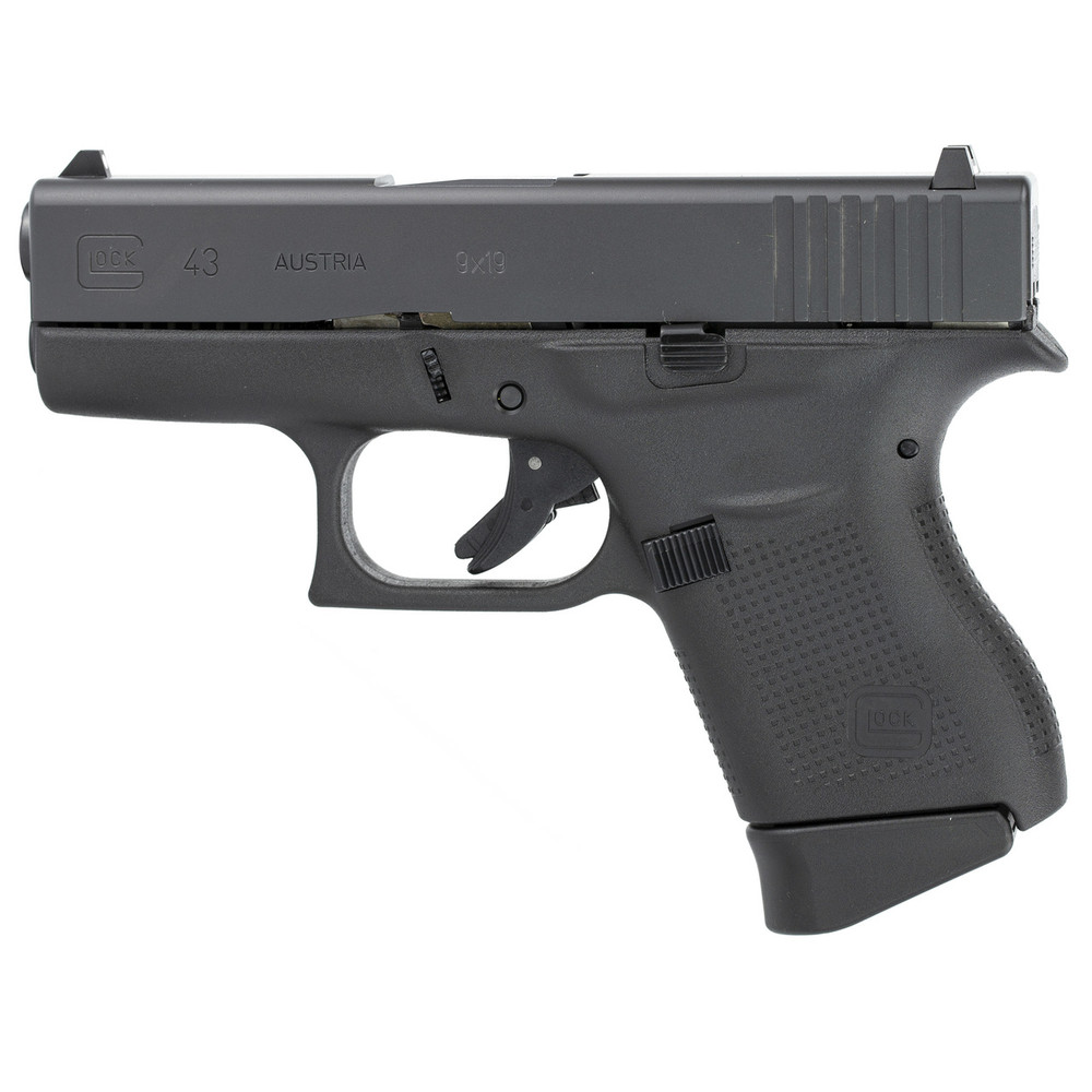Glock 43 9mm 6rd