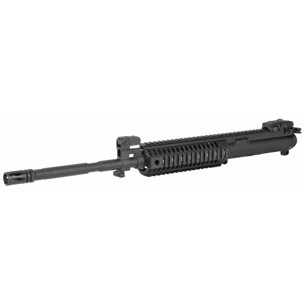 "Colt M4 Upper 5.56 16"" Blk 4-rail"