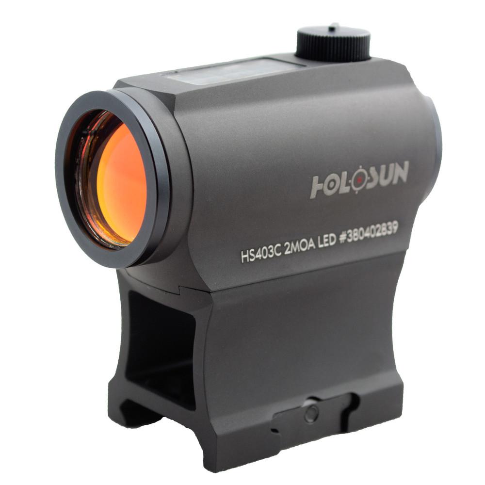 Holosun 2moa Red Dot Solar